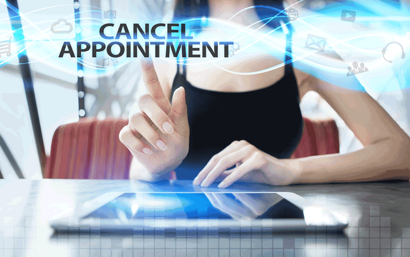 Creating an Appointment Cancellation Policy
